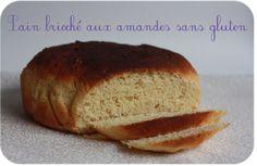 pain brioché aux amandes