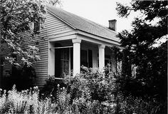Henry D. Clayton House in Barbour County, Alabama
