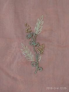 Embroedry work