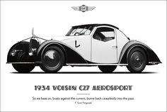 10 Great Art Deco Cars