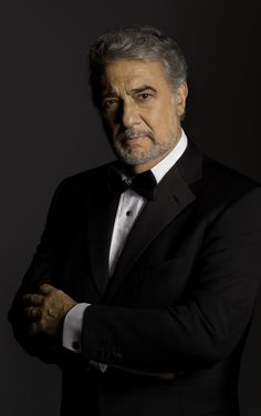 Plácido Domingo (born 1941) is a Spanish tenor & conductor. He has recorded over a hundred operas & is well known for his versatility, regularly performing in Italian, French, German, Spanish, English & Russian in the most prestigious opera houses in the world. Although primarily a lirico-spinto tenor for most of his career, especially popular for his Cavaradossi, Hoffmann, Don José, & Canio, he quickly moved into more dramatic roles, becoming the most acclaimed Otello of his generation.