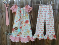 Easter Brother and Sister Matching Outfits  by twosistersoriginals, $63.00