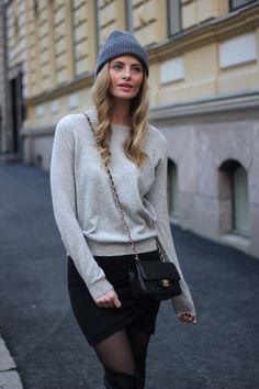 Sofia Ruutu, Anja sweater