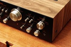 """Nikko - TRM-750 ,Vintage Audiophile Integrated Amplifier"" !... http://about.me/Samissomar"
