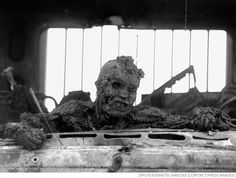The War Photo No One Would Publish:  When Kenneth Jarecke photographed an Iraqi man burned alive, he thought it would change the way Americans... World History, World War, Military History, American Photo, American History, Highway Of Death, Iraq War, War Photography, Vietnam War