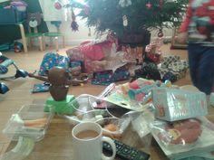 Christmas day carnage