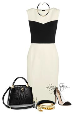 7/03/17 by longstem on Polyvore featuring Narciso Rodriguez, Gianvito Rossi, Jolie B. Ray Designs and Michael Kors
