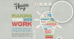 20 Examples of Subtle Texture Use in Web Design