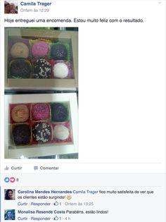 Ê A Volta Por Cima E Fature Até R$2.500 Por Mês Vendendo Os Mais Saborosos E Desejados Brigadeiros Gourmet Que Você Já Viu.