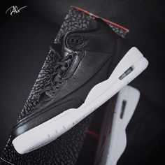 Cyber Monday Air Jordan 3 Release Date 136064-020 | Sole Collector