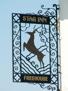 The Stag Inn on the Isle of Wight