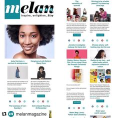 Thanks for featuring @premaeskincare twice in November! Can't wait for Clare's interview out later this month with a #beauty #giveaway  #Repost @melanmagazine  Never miss a thing! Issue five of our newsletter is now out - Subscribe to our website (link in bio) and receive our bi-weekly newsletter with exclusive access to competitions and giveaways and get a roundup of content that has appeared on our website! Spread the word please like us on Facebook and follow us on Twitter  #newsletter…