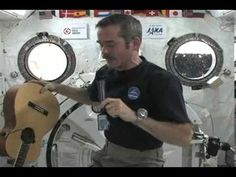 Inspiring Kids from Space: questions with astronaut Chris Hadfield, commander of the International Space Station.
