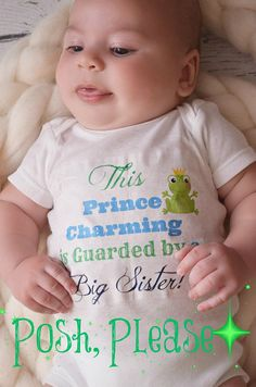 Newborn Take Home Outfit This Prince Charming is by PoshPlease, $12.50