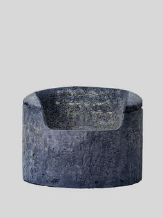 Michael Young. metal rock chair