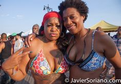 """""""Pride at the Beach"""" in Coney Island. NYC. It was one of the events of NYC Black Pride. This year was the 20th anniversary of NYC Black Pride.  PHOTOS: http://www.javiersoriano.com/2017/08/21/nyc-black-pride/  #NYCBlackPride #BlackPride #PrideAtTheBeach #ConeyIsland #Brooklyn #NYC #NewYorkCity #NuevaYork #OrgulloGay #LGBT #LGBTQ #NYCPride #Gays #Lesbians #Bisexuals #Trans #Homosexuals #Queer #Homosexuales #Lesbianas #Bisexuales #Transgeneros  #DragQueens #BlackCommunity"""