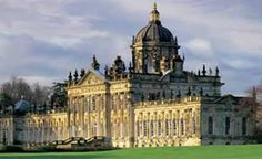 Visit Castle Howard in Yorkshire.