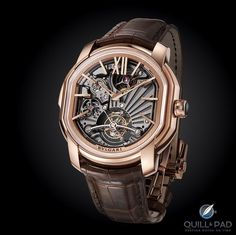 Bulgari Carillon Tourbillon.