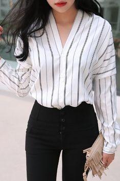 Refuse Blouse | Korean Fashion                                                                                                                                                                                 More