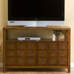 Pottery Barn Style TV Stands