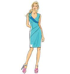 Stylish Dresses, Fashion Dresses, Dresses For Work, Women's Dresses, Summer Dresses, Vogue Patterns, Fashion Design Drawings, Fashion Sketches, Fashion Illustrations