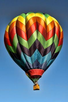 Color Theory Therapy| Serafini Amelia|  UP-Hot Air Ballooning
