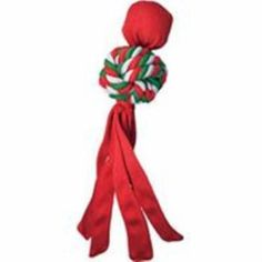 Holiday Wubba Weave, Color: Multi Colored, Size: Small >>> Don't get left behind, see this great dog product : Kong dog toys