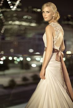 Brides.com: Essense of Australia - 2013. Gown by Essense of Australia  See more wedding dresses in our gallery.