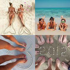 Vem ver mais inspirações de fotos para você tirar na praia! http://livrebeleza.blogspot.com.br/2018/01/inspiracao-fotos-na-praia.html?m=1