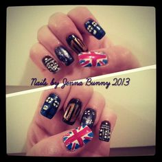 My Doctor Who nails