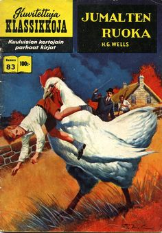 Buyenlarge 'The Ice Queen' by Robert Gibson Jones Vintage Advertisement Size: Vintage Comic Books, Vintage Comics, Vintage Magazines, Vintage Art, Kung Fu, Miyazaki, Robert Gibson, Pulp Magazine, Magazine Covers