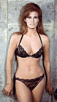 Raquel nude Bikini welch