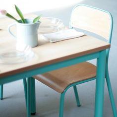 Table de cantine chez Landmade