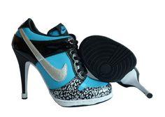 Nike Dunk SB Blue Black Heels Low On Sale