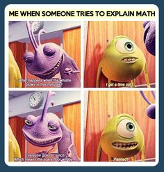 More like when i try to explain math to someone else... too smart for my own good
