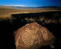 Ancient Connections/Rock Art by David Muench