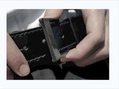 http://getkaspari.com/ Video for the introduction of the KASPARI carbonfiber buckle belt