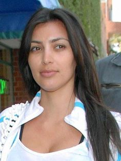 Reality TV star Kim Kardashian regularly looks stunning at awards shows and on the red carpet, but sometimes she likes to be more casual and even go out without wearing any makeup. This list has pictures of Kim Kardashian without makeup. Where does Kim Kardashian go without wearing any makeu...