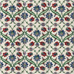 Anatolia Cilicia (via Pattern inspiration: Fired Earth tiles « KRISATOMIC)