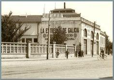 Fábrica estrella Galicia en cuatro caminos