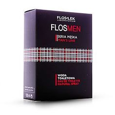 FLOSLEK FLOSMEN Woda toaletowa