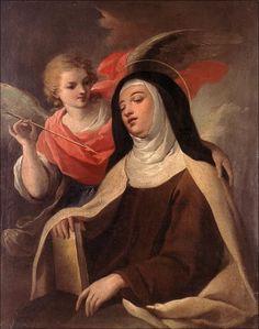 Images pieuses ( Sainte Thérèse)