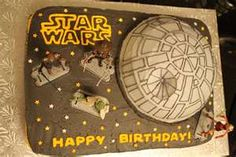 Death star cake !!!