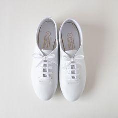 JazzShoe White