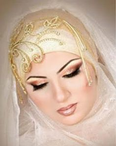 Wedding hijab...
