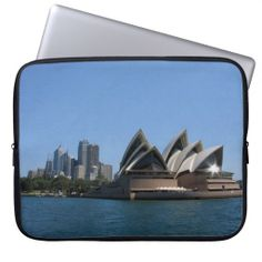 Choose from a variety of laptop sleeves or make your own! Shop now for custom laptop sleeves & more! Neoprene Laptop Sleeve, Laptop Sleeves, Custom Laptop, Opera House, Sydney, Opera