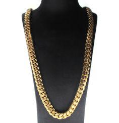 Yellow Gold Miami Cuban Link Chain 221g  #cubanlinkchain #cubanlink #menschains #mensjewelry