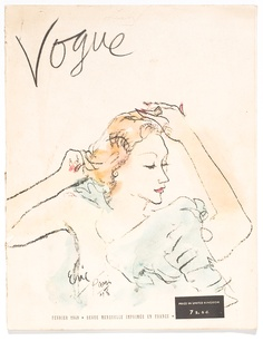 British Vogue April 15th 1968. Price subject to currency exchange rate at the time of ordering. $400.00