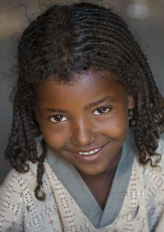 Afar Tribe Girl, Assaita, Afar Regional State, Ethiopia | Flickr - Photo Sharing!