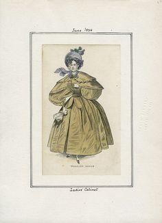 Ladies' Cabinet June 1834 LAPL